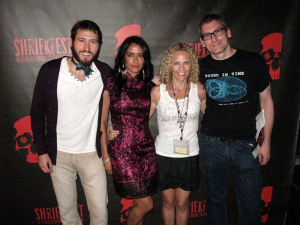 Found In Time at Shriekfest 2012