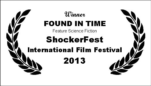 Best Sci-Fi Feature Laurel, ShockerFest 2013